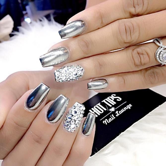 Best ideas Glitter Nail Art-6-24beautytutorial.com
