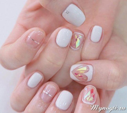 Best ideas Glitter Nail Art-12-24beautytutorial.com