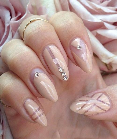 Best ideas Glitter Nail Art-16-24beautytutorial.com