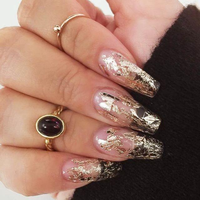 Best ideas Glitter Nail Art-7-24beautytutorial.com