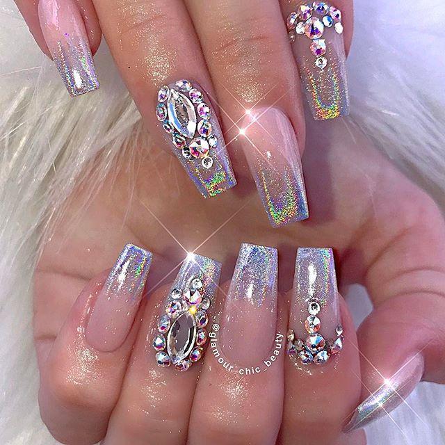 Best ideas Glitter Nail Art-888-2-8-24beautytutorial.com