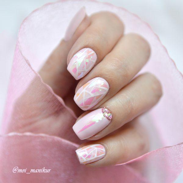 Best ideas Glitter Nail Art-9-24beautytutorial.com