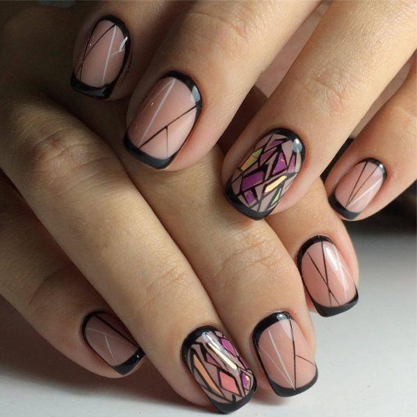 Best ideas Glitter Nail Art-10-24beautytutorial.com