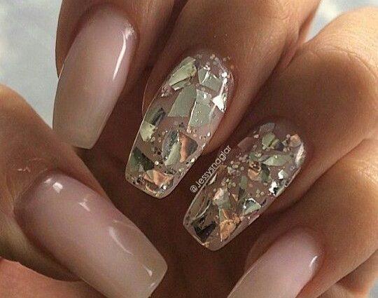 Best ideas Glitter Nail Art-11-24beautytutorial.com