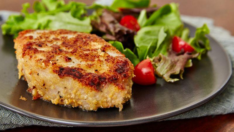 Parmesan-Crusted Pork Chops-66-8-24beautytutorial.com